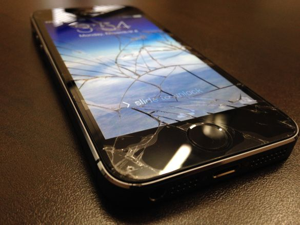 iphone 5s cracked screen allow the certified technicians at mission repair to repair your beloved device you wont regret it