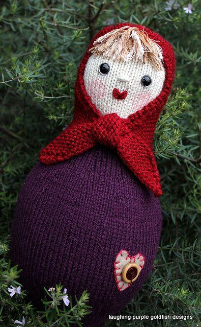 Matryoshka Doll   Matryoshka doll pattern, Matryoshka doll ...