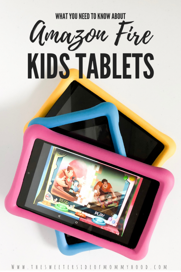 Amazon Fire Kids Edition Tablets Review, Favorite Games