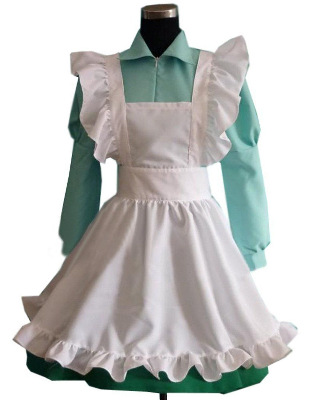 Vicwin-one Axis Powers Hetalia Hungary Maid Suit Cosplay Costume * Want additional info? Click on the image.
