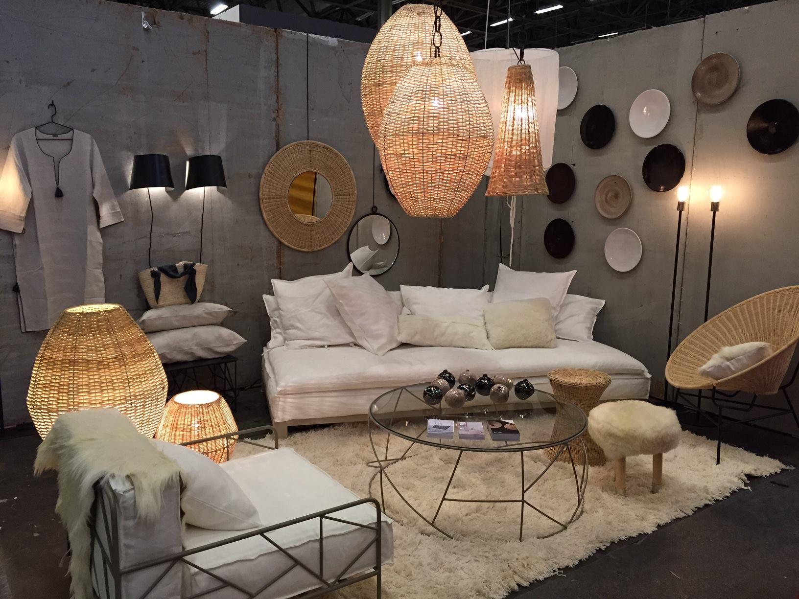Zina La Boutique Designer Artisanat Tunisie Salon Maison Et Objet2015