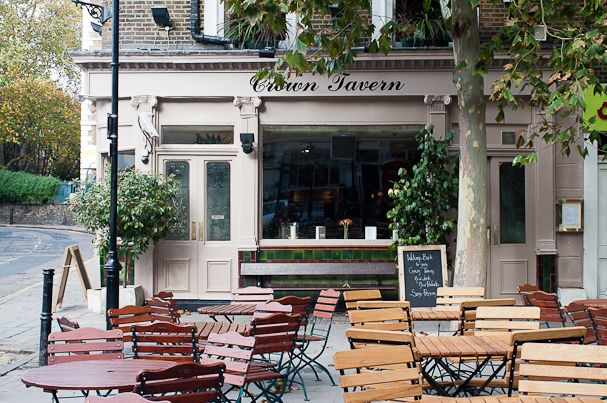 Integrated comms agency Embrace's Clerkenwell favourite: The Crown Tavern