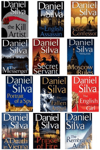 Gabriel Allon Complete Series Collection (117) by Daniel