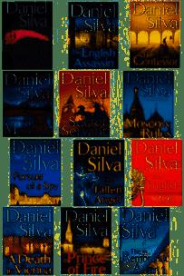 Gabriel Allon Complete Series Collection (117) by Daniel