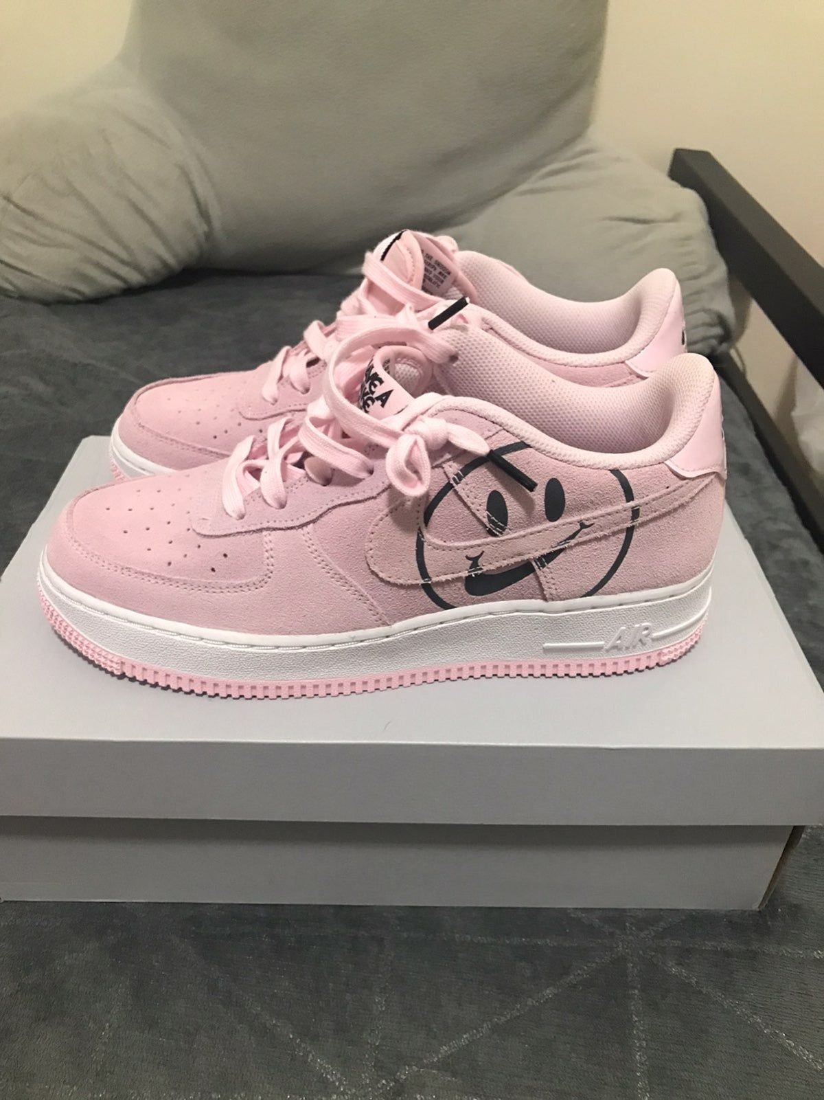 Nike Air Force 1 in 2020 | Nike, Trendy shoes, Nike air force