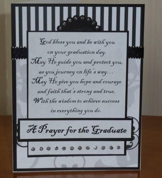 graduate prayer