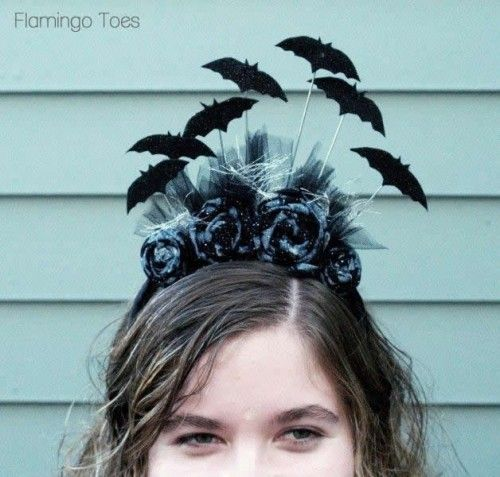 17 Fabulous Adult Diy Masks And Headbands For Halloween Shelterness Halloween Headband Diy Halloween Headbands Felt Halloween