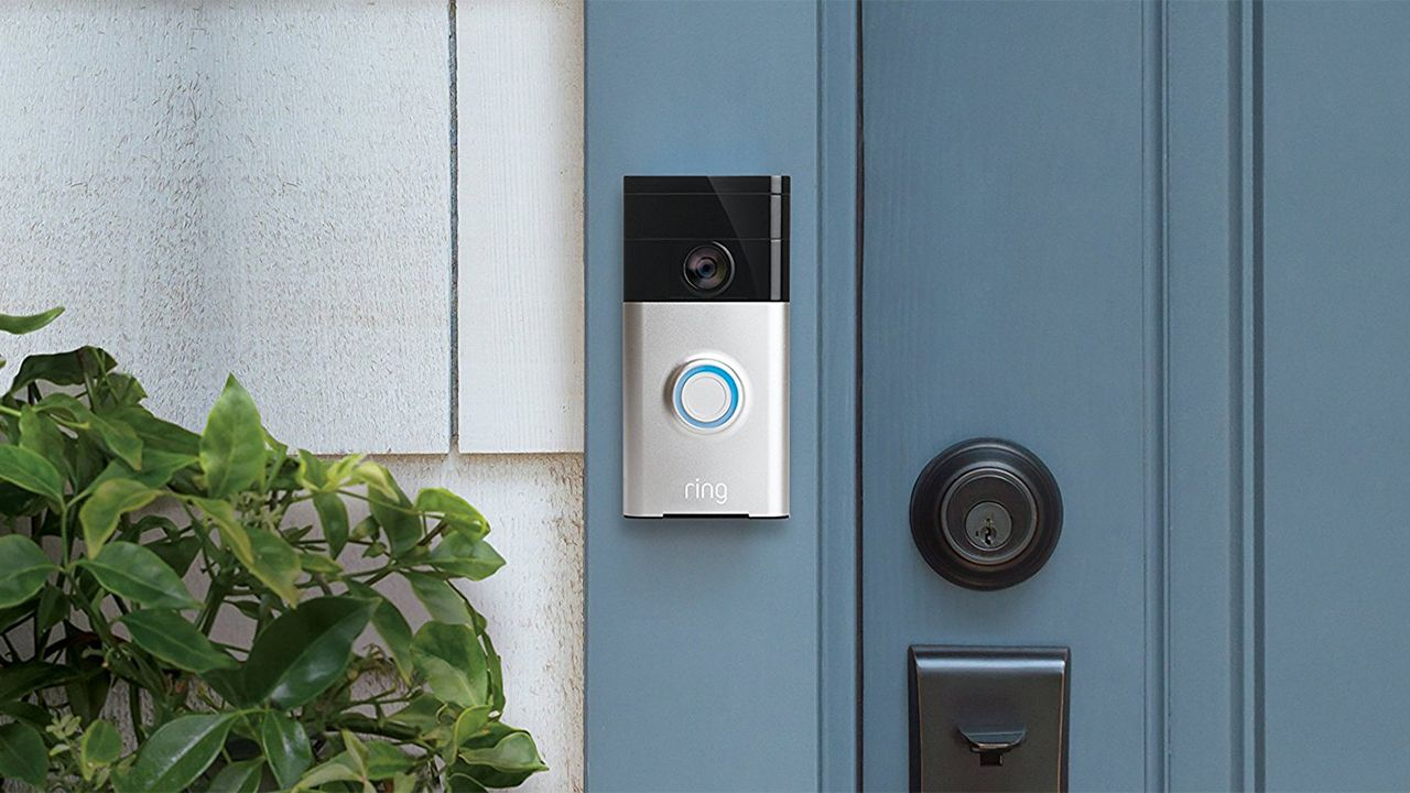 Amazon Buys Ring Will Add Video Doorbells To Its Smart Home Family Ring Video Doorbell Ring Doorbell Video Doorbell