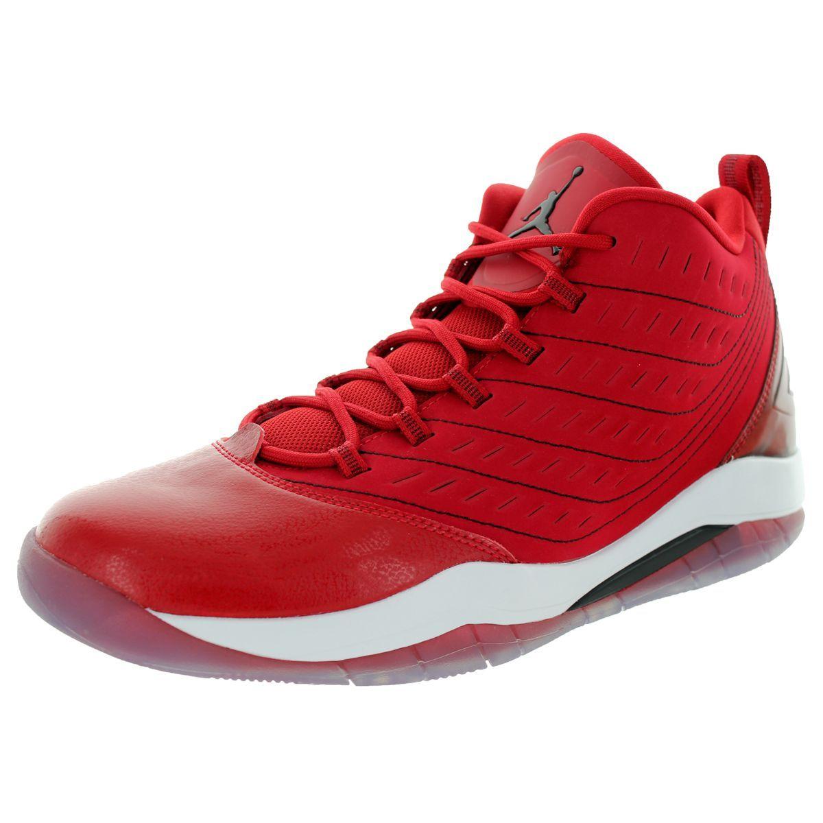 sale retailer f8ff6 c0f59 Nike Jordan Men s Jordan Velocity Gym  Black White White Basketball Shoe
