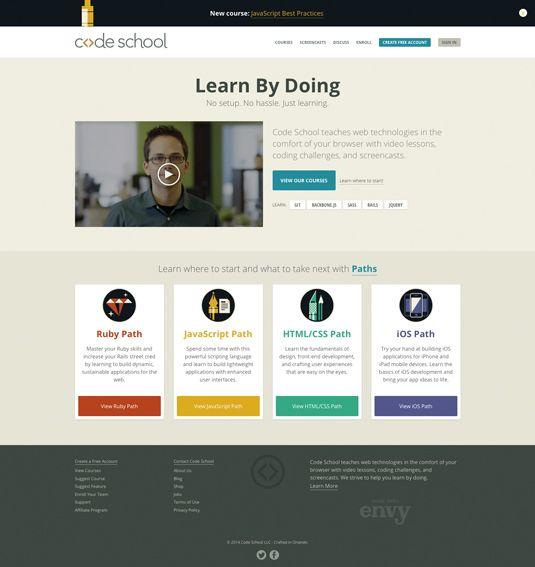 16 Top Online Coding Courses Internet School Pinterest Coding