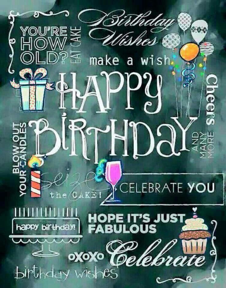 Pin by Deb Miller on happy birthday quotes Happy