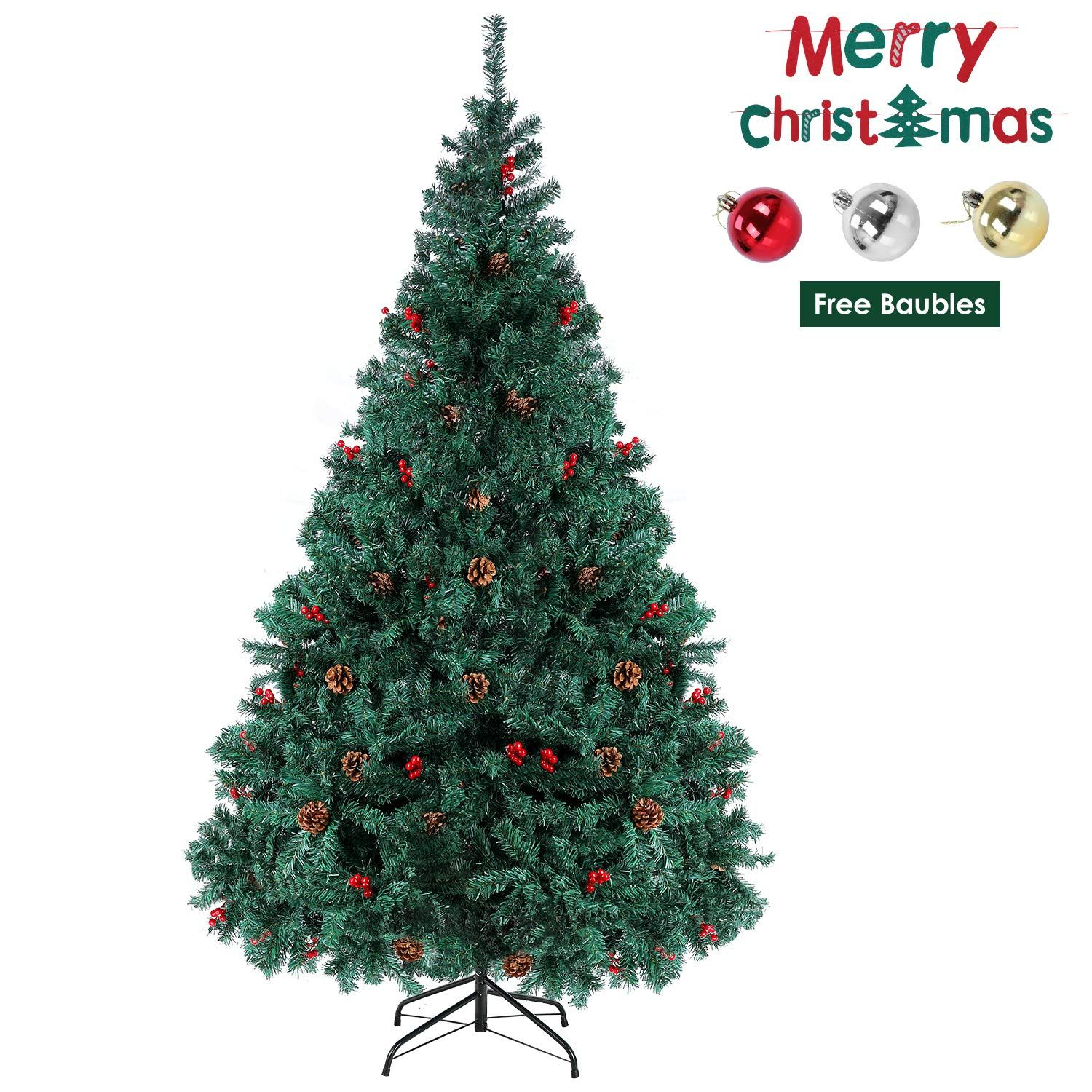 Artificial Christmas Tree 6ft Artificial Christmas Tree 7ft Christmas Tree Christmas Tree