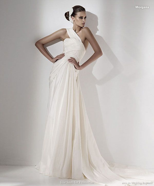 Elie by Elie Saab for Pronovias 2010 Wedding Collection | Pinterest ...