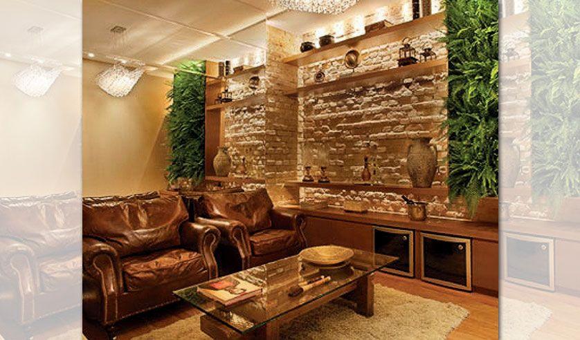 Sala r stica casas r sticas pinterest salas r sticas - Sala da pranzo rustica ...