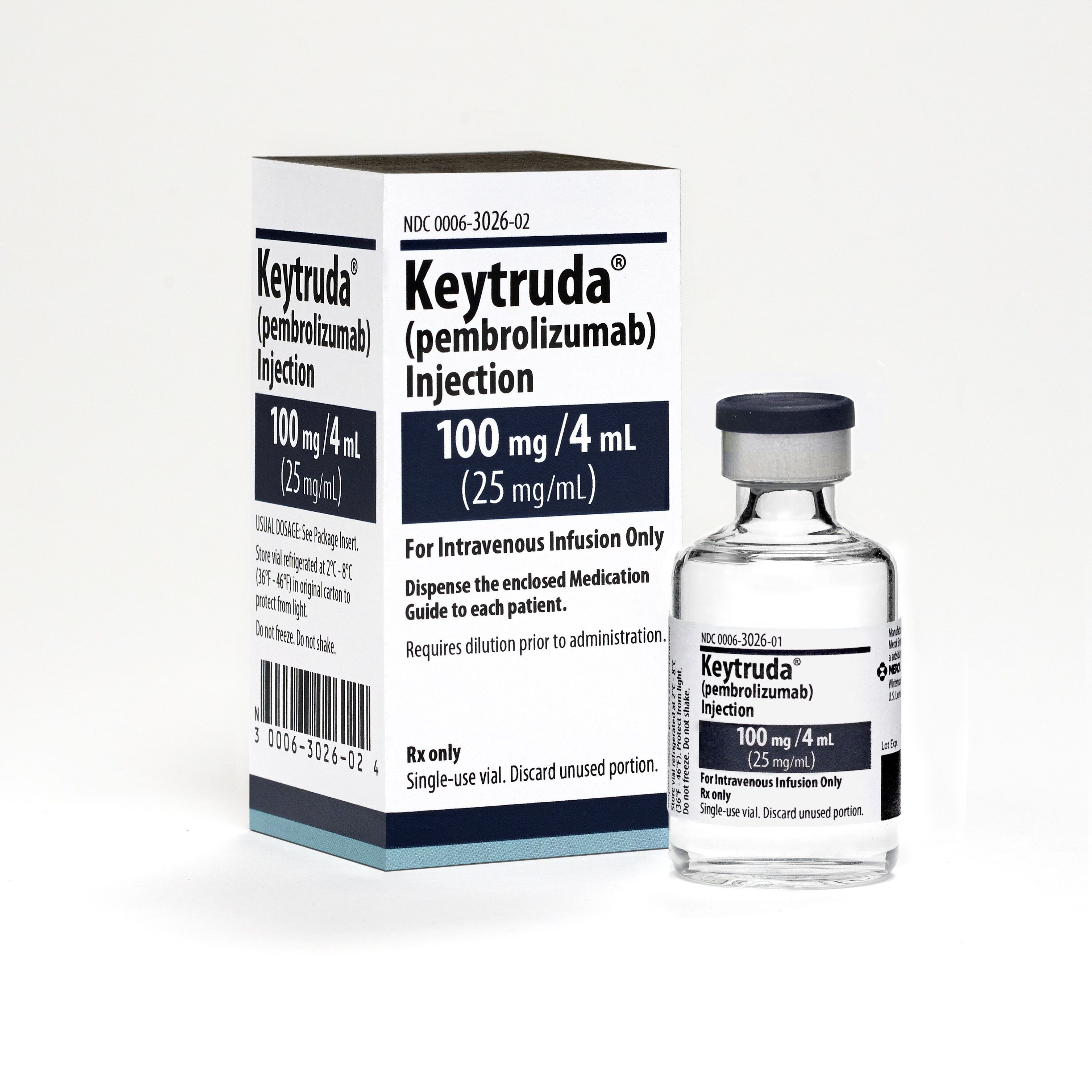 EU regulators reject new use for Opdivo, as Keytruda edges
