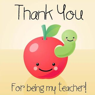 Preschool Thank You Note For Teachers Day Google Search Craft