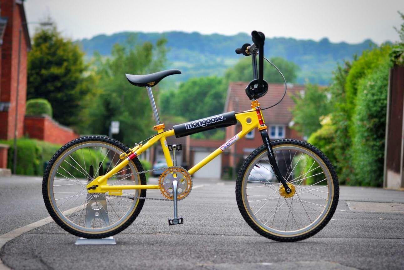 Mongoose Bmx Bike Parts Accessories