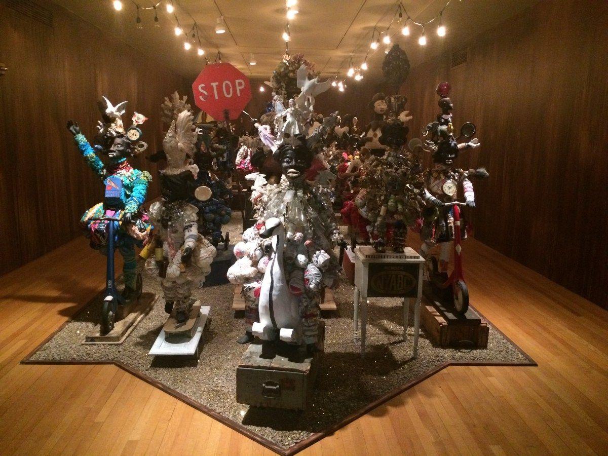 21st Century Juju Vanessa German's powerful art/work