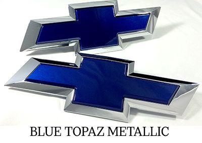 2014 Silverado Bowtie Insert Emblem Color Match Chevy Mall Chevy Silverado Chevy Trucks Accessories Chevy Trucks