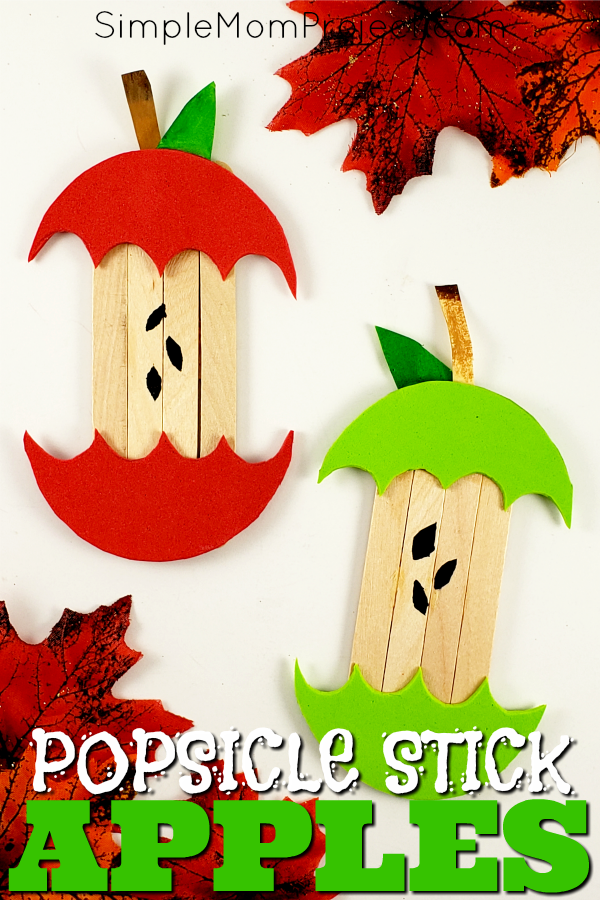20+ Easy DiY Halloween Popsicle Stick Crafts for Kids #easyupdo