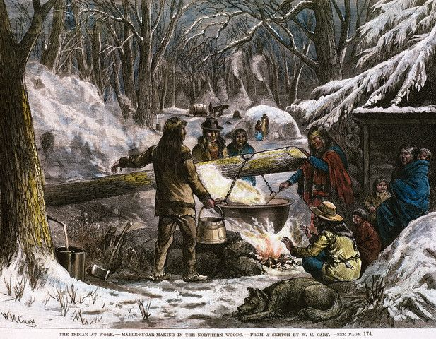 What Did Native Americans Do? | Reference.com