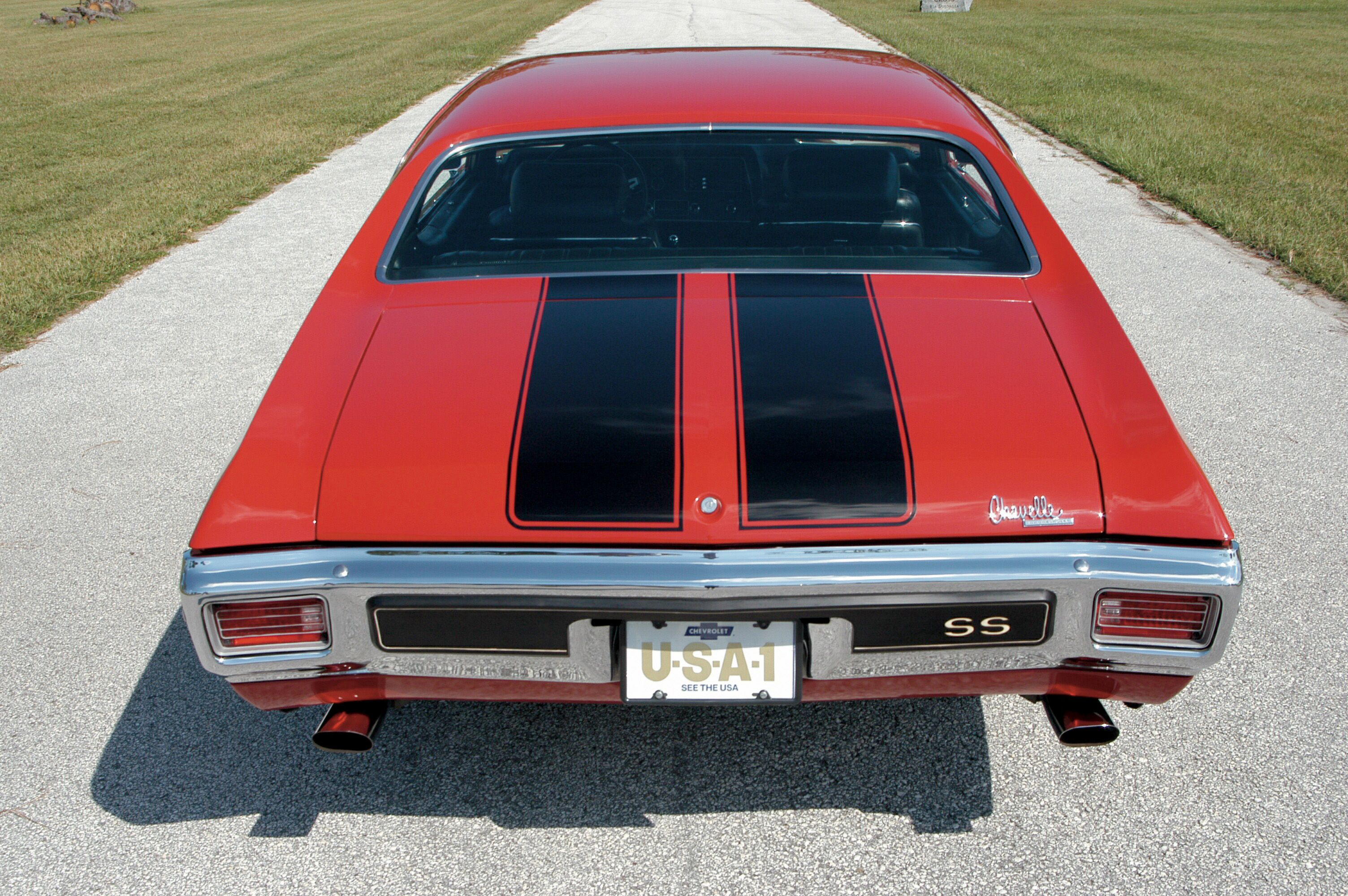 The Ultimate Muscle Car – The 1970 LS6 Chevelle Was America\'s King ...
