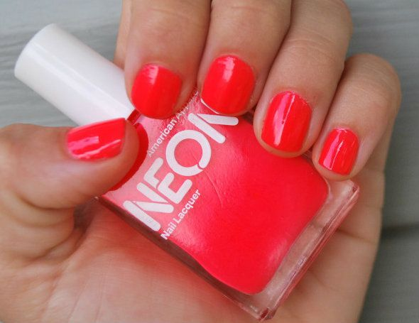 American Apparel NEON Red. | Hey Wanderer Blog | Pinterest ...