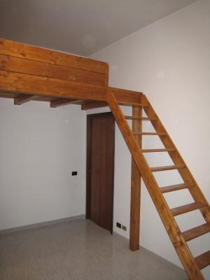 Soppalco in legno fai da te lavoretti per casa fai da te for Scale in legno fai da te