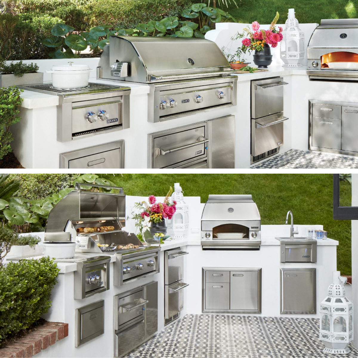 Find Lynx Grills And Accessories At Milcarsky S Appliance Centre In 2020 Outdoor Kitchen Appliances Outdoor Kitchen Outdoor Appliances