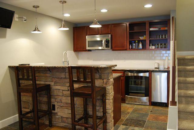 Photo Gallery | Small basement kitchen, Small space kitchen, Kitchen design small