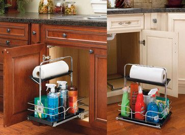 Under Sink Caddy - Pantry And Cabinet Organizers - Houston ...