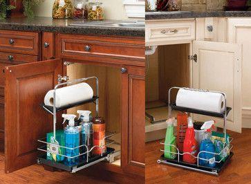 Under Sink Caddy Kitchen Products Houston Cornerstone