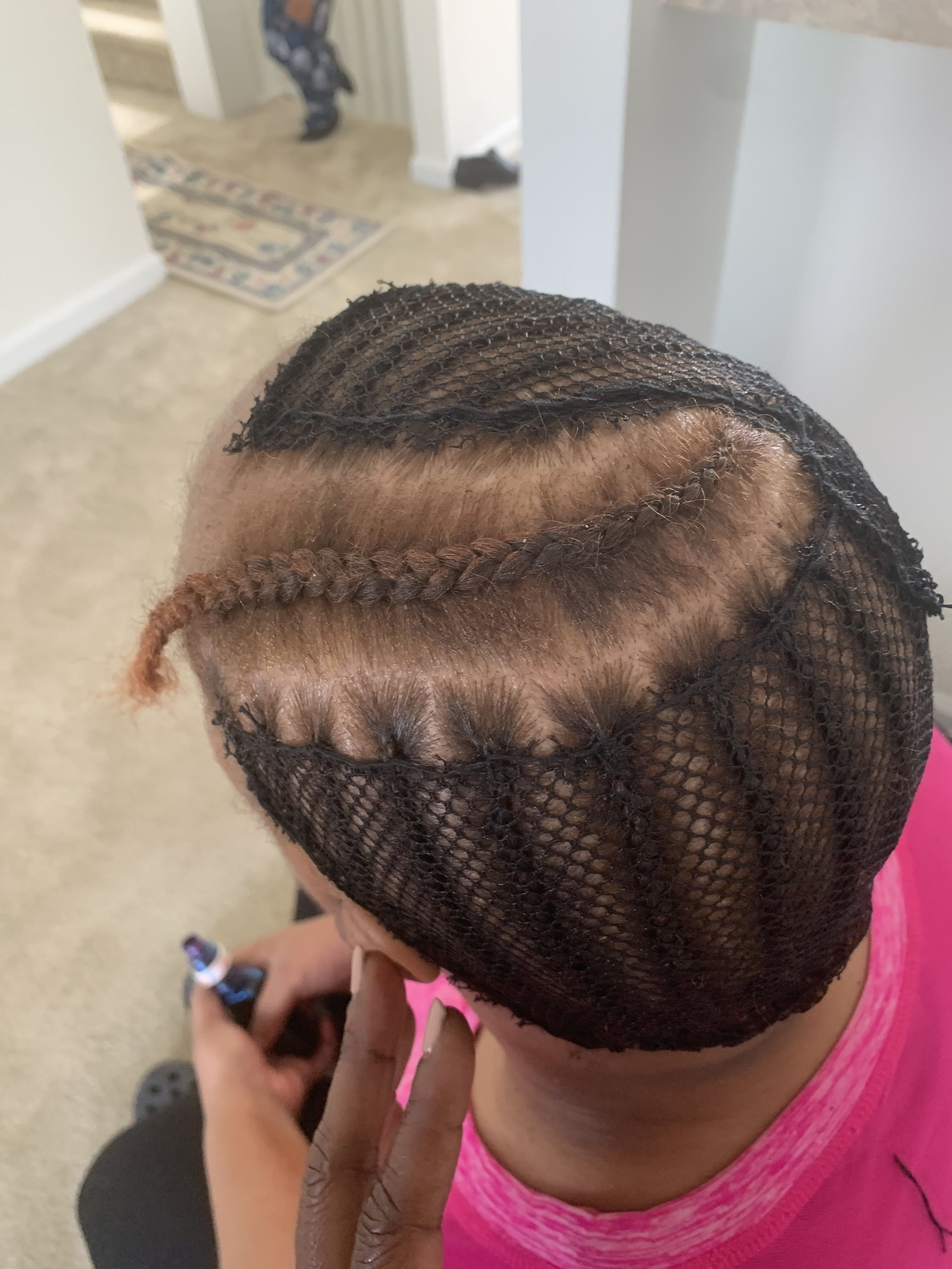 Side Part Braid Pattern : braid, pattern, Braid, Pattern, Sewin, Leave, Patterns,, Crochet, Pattern,, Braids