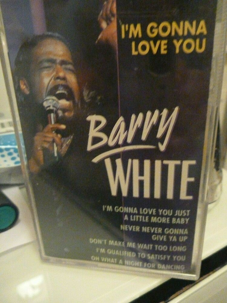 Barry White Live In Paris 31 12 1987 Part 1 Never Never Gonna