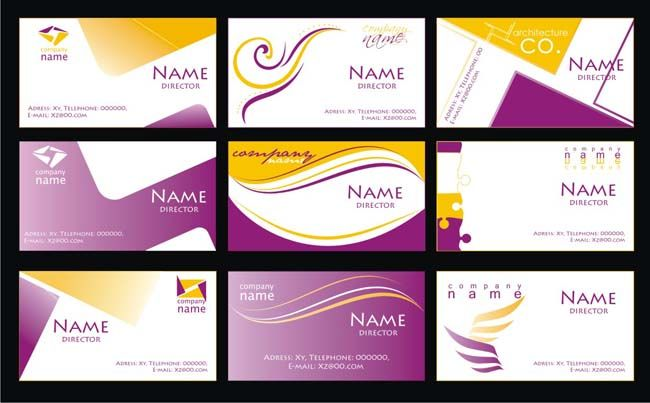 Business Card Template Download Free Business Card Templates Vector Business Card Clever Business Cards