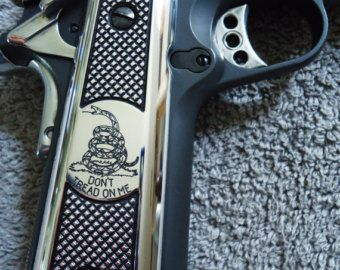 Popular Items For Smith Wesson On Etsy 1911 Pistol Grips Cnc Machine Smith Wesson