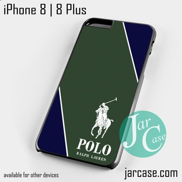 coque ralph lauren iphone 8