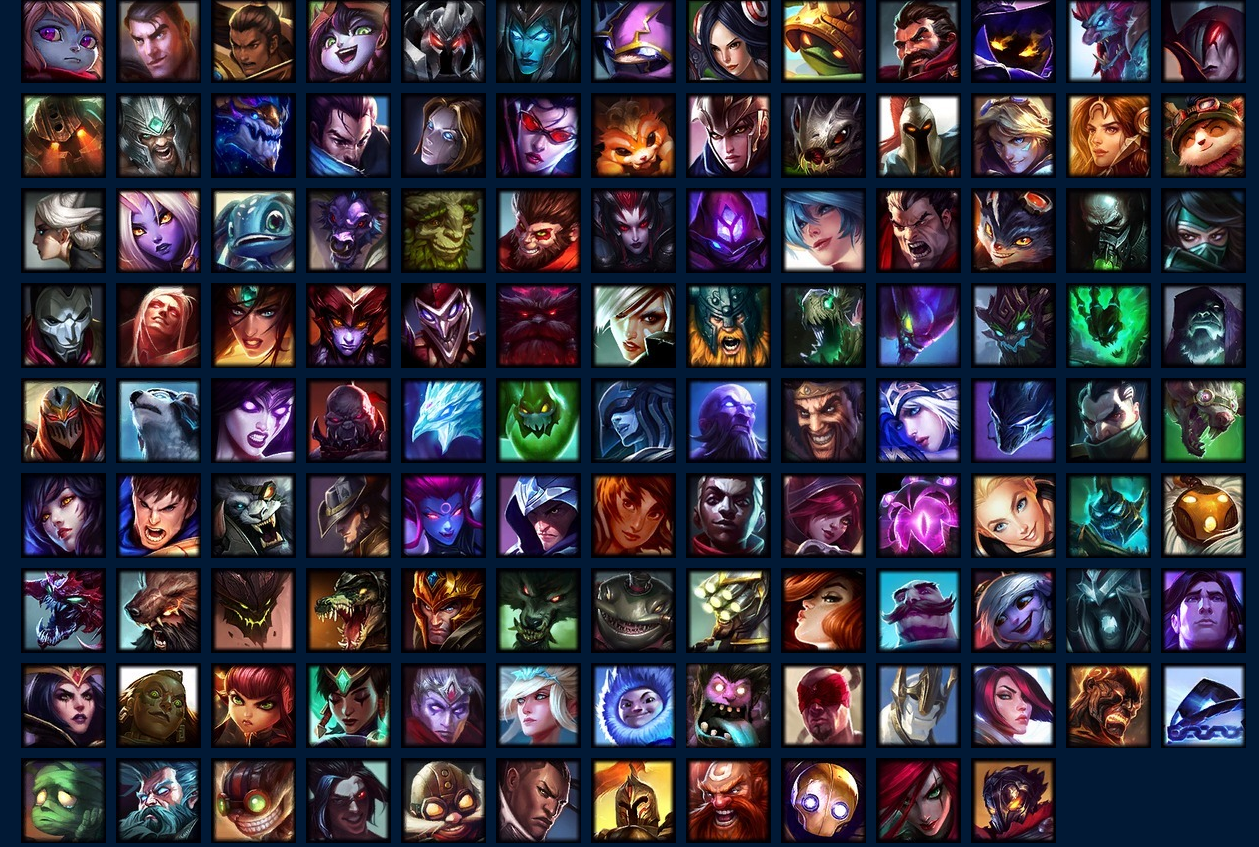 League of Legends Account LOL Korea | Level 30 |115 Heroes