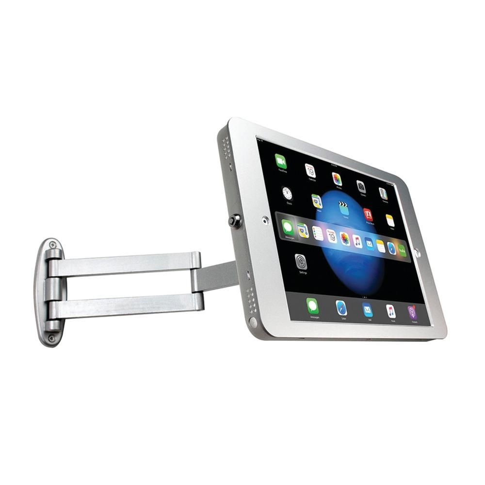 Cta Digital Pad Awsep Articulating Wall Mounting Security Enclosure For Ipad Pro R 12 9