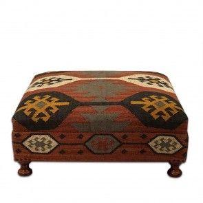 best 25 kilim ottoman ideas on pinterest funky rugs