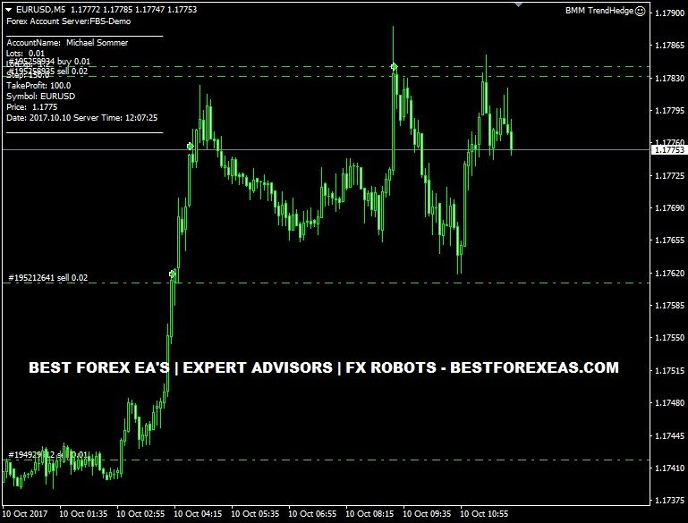 Bmm Trend Hedge Ea Review Forex Trading Hedges Robot