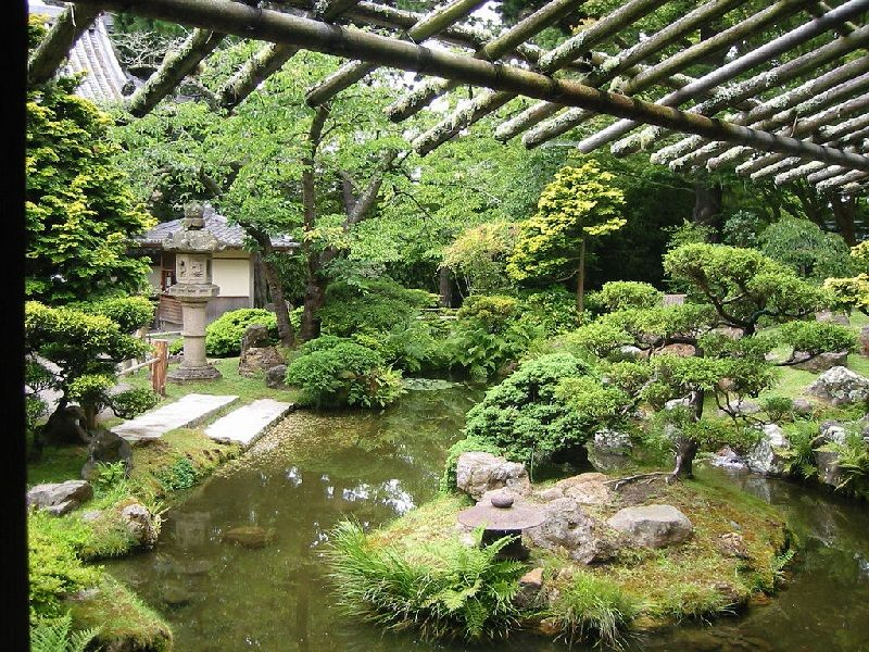 Superieur Japanese Tea Garden Design