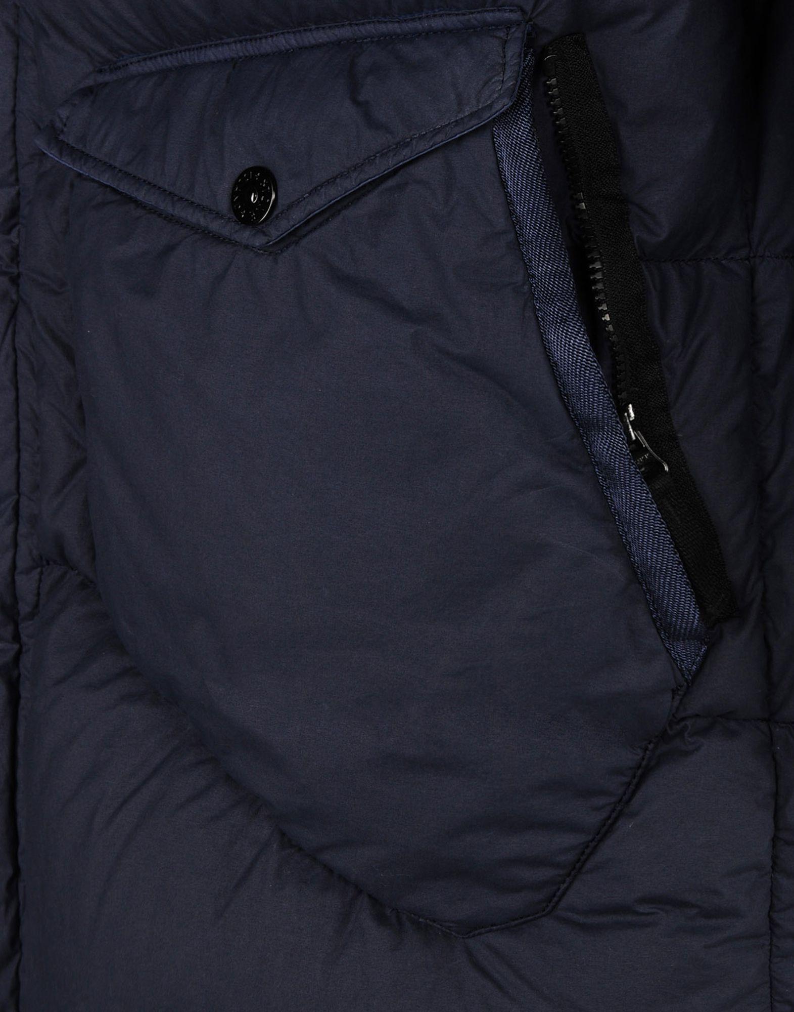 fcd3012de 43232 GARMENT DYED ORGANIC FEEL TELA NY DOWN Down Jacket Stone ...