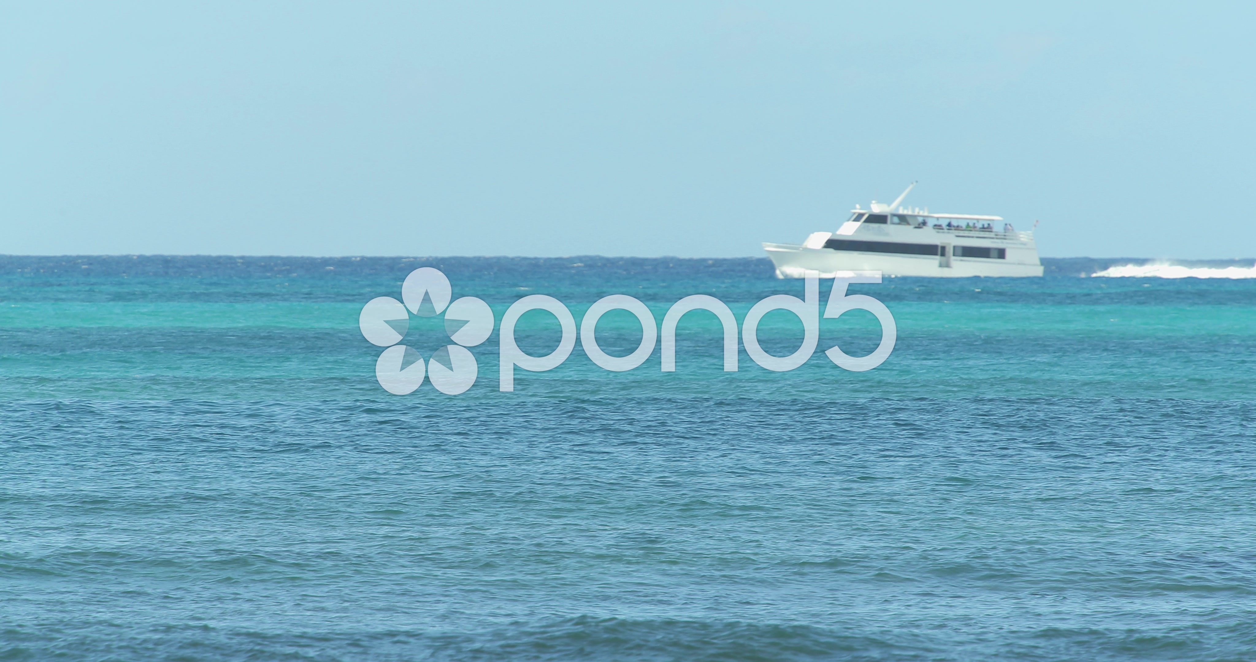 Yacht And Boat Sailing In Ocean Stock Footage Sailing Boat Yacht