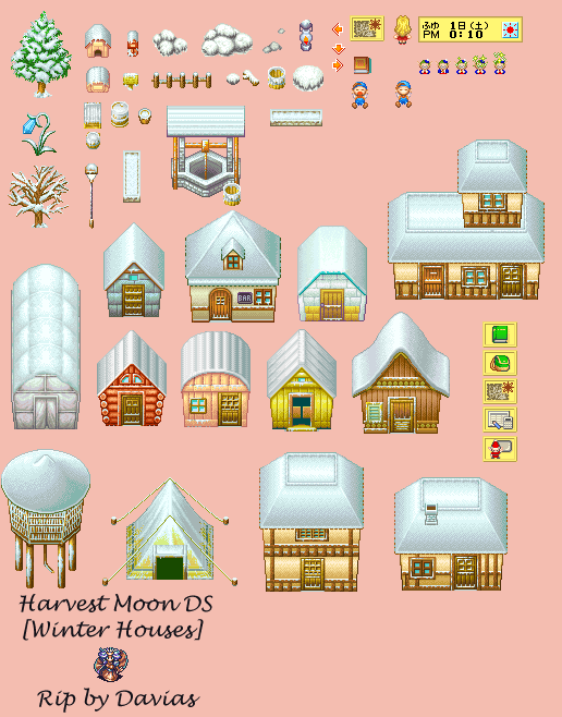 Harvest Moon Ds Ripped Images Harvest Moon Harvest Moon Game Harvest Moon Ds