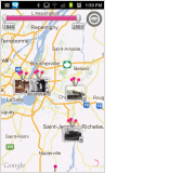 """History Pin. [Free]. Connect to people and places via historical photos. Review Source: commonsensemedia.org. """"Have students take a photo of an location that interests them and use the app to start a research project into the history of the area."""""""