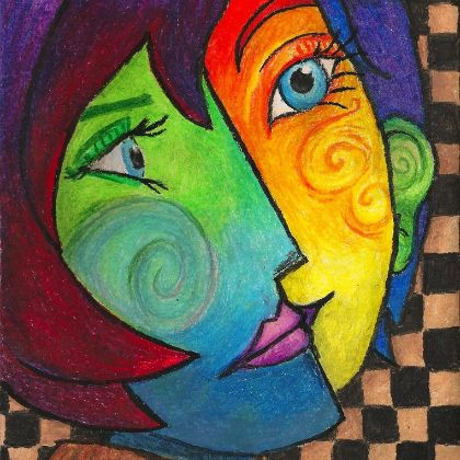 25 Picasso Inspired Art Projects For Kids | Pastel, For kids and ...