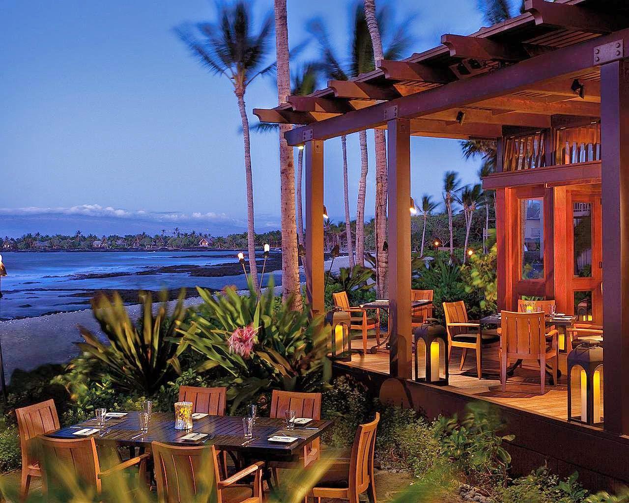Kailua Kona Hawaii Usa Four Seasons Resort Hualalai At Historic Ka