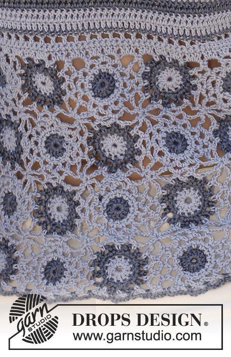 Free Pattern   Схемы крючком   Pinterest   Ganchillo crochet ...