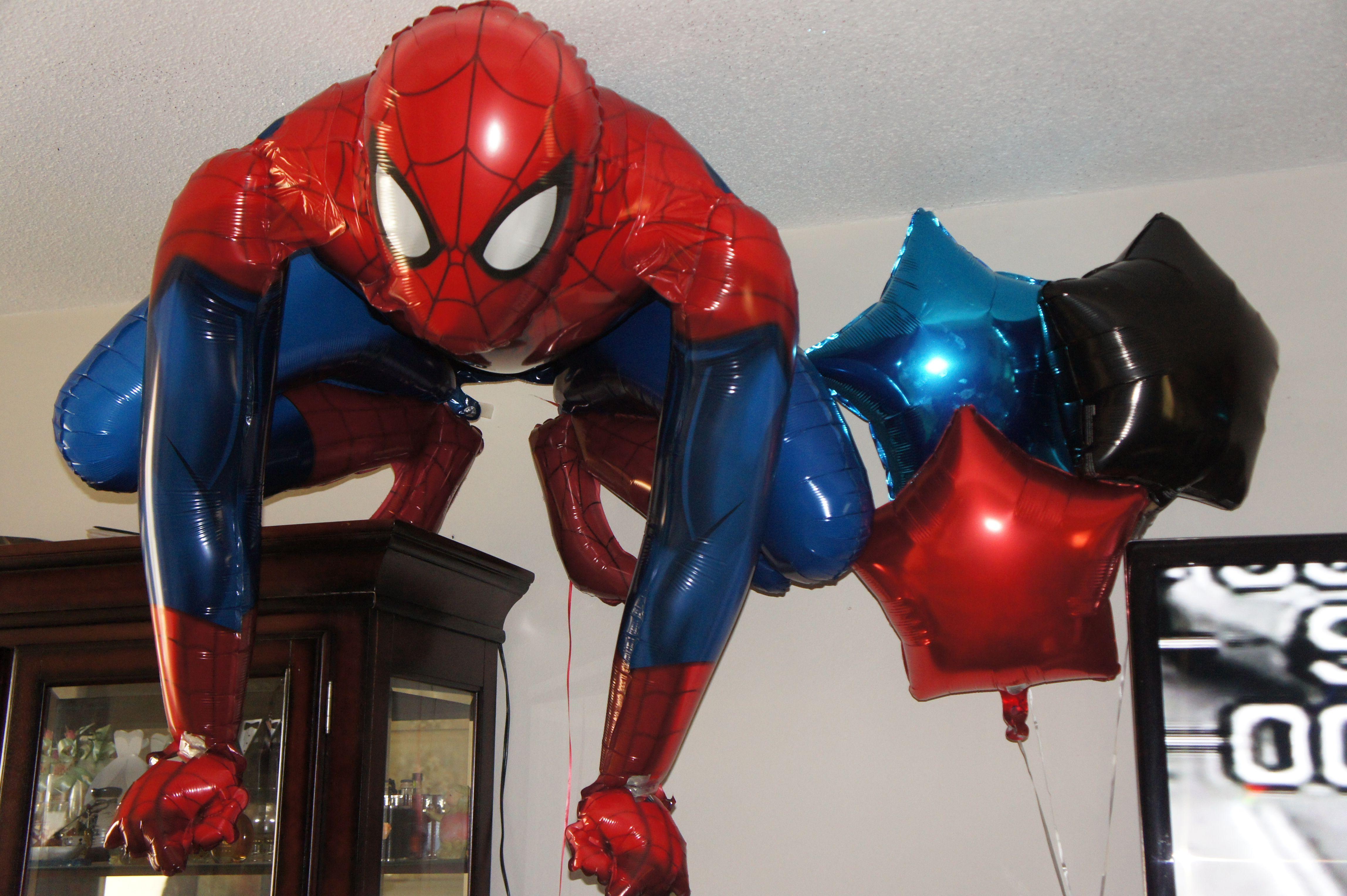 3ft Spider Man Balloon